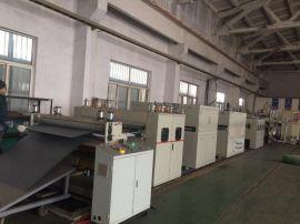PP-中空格子板生产线设备