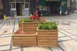 瀋陽索爾園藝景觀有限公司 轉角座椅花箱 鋁合金花箱 綠化工程 立體綠化