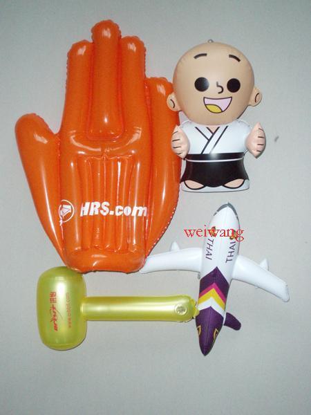 PVC充气玩具 PVC充气品 PVC充气球