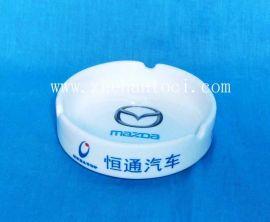 强化瓷10厘米陶瓷烟灰缸