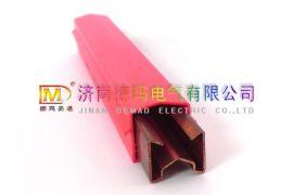 单极起重机铜导体滑触线