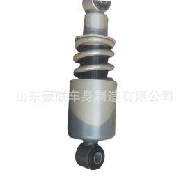 一汽解放新大威减震器总成 新大威前悬气囊减震器 厂家 图片 价格