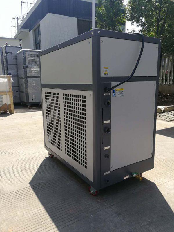 宿迁工厂直销工业冷水机 注塑机辅机水冷式风冷式