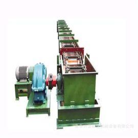 鸡粪链条式输送机埋刮板沙土输送机定做加工各种刮板机