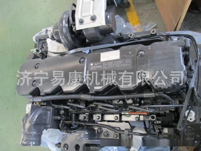 康明斯发动机QSB6.7-C220 全新总成 适配装载机 库存柴油机