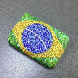 工厂定制零钱袋手机包钱包女式手拿包复古包拉链收纳袋化妆收纳包