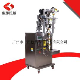 广州中凯直销(蒜粉、香精香料等粉末状)全自动粉末立式包装机