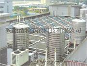宣城宁国市承接宾馆酒店  太阳能空气能热泵集成系统施工安装报价