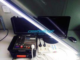 300W纯正弦波便携式太阳能移动电站 RF-G-738n
