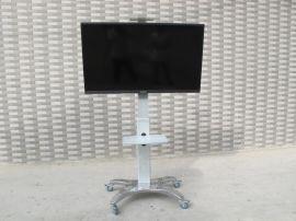 NB304055寸液晶电视移动推车/落地电视支架/AVF1500-50-1P电视架
