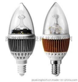 采购批发3W LED蜡烛灯