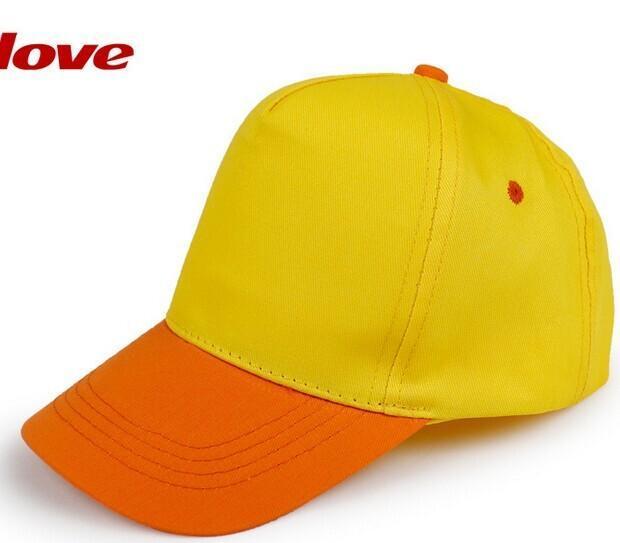定制廣告帽旅遊帽,纯棉棒球帽,可印刷logo,来图来样订做