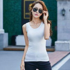 韩版大码女装T恤批发便宜的女装T恤批发时尚圆领T恤批发