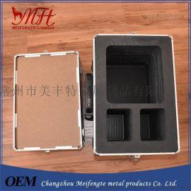 厂家直销工具箱定做、铝合金工具箱、手提工具箱、精密仪器箱铝箱