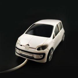得手品牌专利大众汽车鼠标P3022 商务礼品馈赠/热销电子礼品
