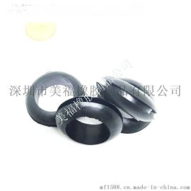 优质环保双面护线圈/橡胶护线套/防水护线圈/电源线硅胶护线套 硅胶护线圈