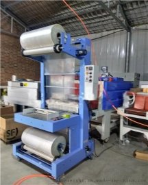 全自动矿泉水热收缩包膜机 热收缩塑封机 瓶装水膜包机