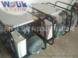 沃力克冷凝器清理高压疏通清洗机, 小区管道高压清洗机