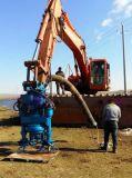 宝鸡吸渣 抽鹅暖石泵 专业挖掘机港口抽鹅暖石泵大厂制作