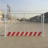 山東工地臨邊防護網裝配式基坑護欄網基坑安全圍網