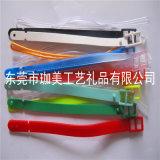 专业订制塑料PVC行李带 广告行李带 PVC行李带
