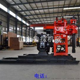 移机功能全液压岩芯钻探钻机 工程地勘钻机