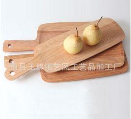 手柄式松木菜板