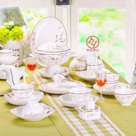 年终礼品定制陶瓷 春节礼品餐具