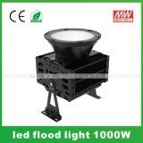 1000W投光灯 大功率圆盘LED投射灯 工地机场球场高杆照明灯