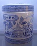 加工陶瓷廣告禮品訂做陶瓷儲蓄罐陶瓷禮品杯子茶具食具定製樣板圖片