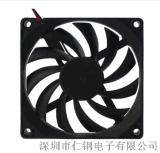 8010機箱散熱風扇 CPU散熱風扇 80*80*10mm風扇 12V8010風扇 直流風扇
