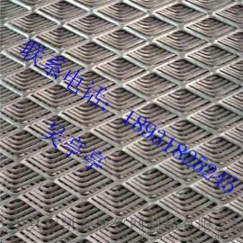 钢板网片 浸塑钢板网 镀锌菱形小钢板网