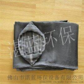 供应厂家直销定制除尘布袋  玻璃纤维(硅油、石墨处理)机织布