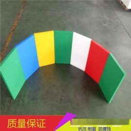 超高分子量聚乙烯板黑色白山市UPE棒耐磨聚乙烯板材