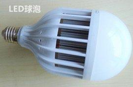 佛山led灯泡/E27螺口/节能灯超亮/展览射灯/ 厂房工厂 /24W球泡灯
