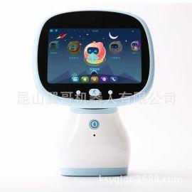 K8卡拉ok视频早教机器人 儿童智能学习机 教材同步语音对话故事机