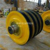 高效率動滑輪組|鋼輪軋製輪|廠家加工抓鬥定滑輪