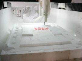 数控CNC泡沫海绵切割 消失模EPS线条切割机 保丽龙木模雕刻机