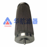 用於高溫氣體、蒸汽過濾的不鏽鋼摺疊濾芯