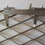 重型钢板网规格及测量方式 菱形孔金属网格厂家