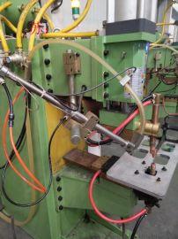 中频汽车螺母自动点焊机
