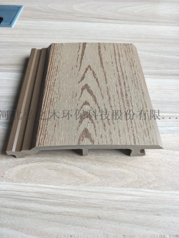 140*25防水防腐木塑地板 北京塑木地板