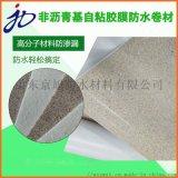 预铺防水卷材 非沥青基自粘胶膜防水卷材