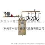 燃燒機專用中旺星液化氣汽化器安裝