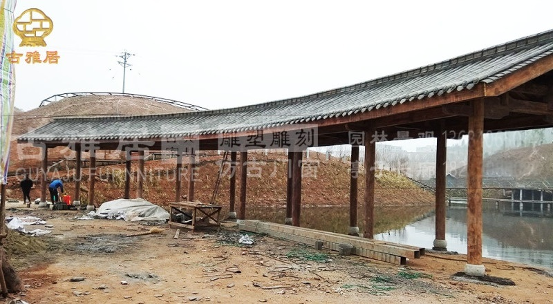 四川景觀廊架廠家,綿陽防腐木廊架設計定製加工廠家