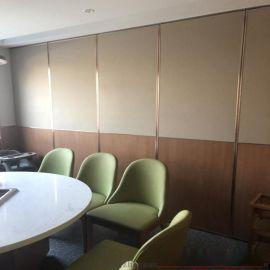 北京酒店宴会厅活动墙移动隔音屏风隔断间