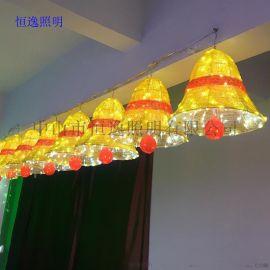 滴膠節日造型景觀燈 中山恆逸景觀燈 裝飾景觀燈