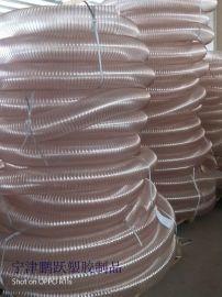 供应工业吸尘管可伸缩软管图片鹏跃塑胶软管
