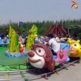 夏季水陸戰車遊樂園設備 公園兒童遊樂設施