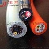 超柔性数控雕刻机专用柔性电缆TRVV特种电缆
